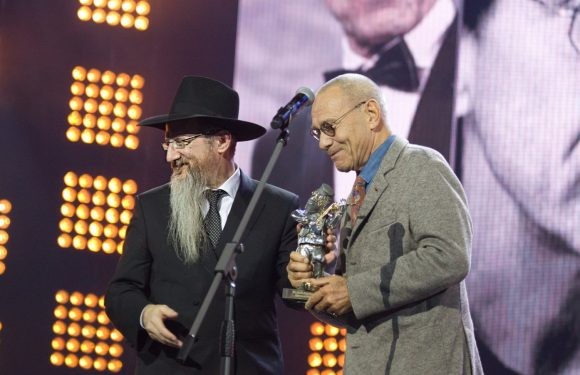 """Fiddler on the Roof"""" Awards Hosted by FJC Russia"""