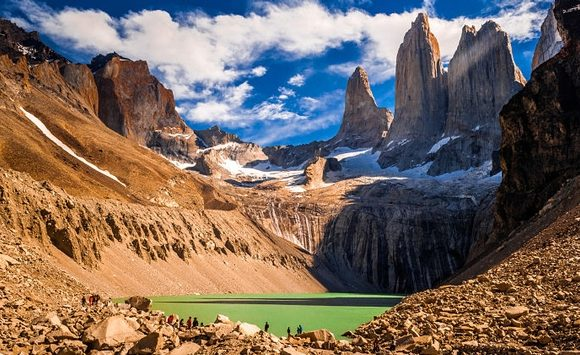Chile Amps National Parks Investment