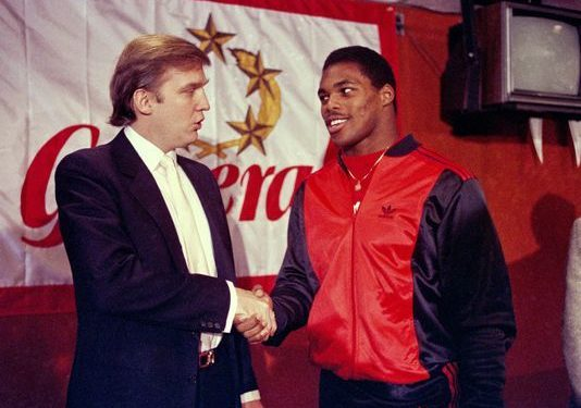 Herschel Walker to spend time with 'great president' Trump at Alabama-Georgia game
