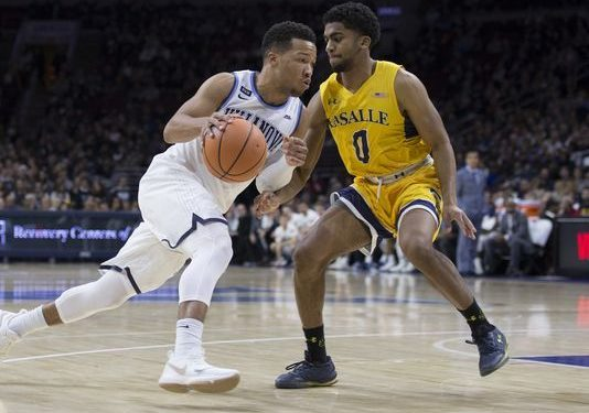 Villanova returns to No. 1 in the USA TODAY men's basketball poll