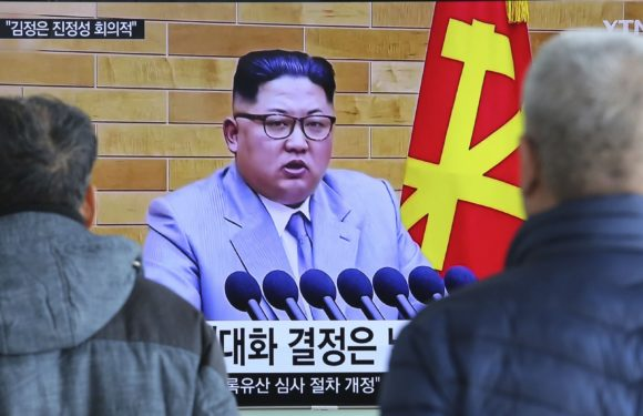 North and South Korea reopen suspended communication system