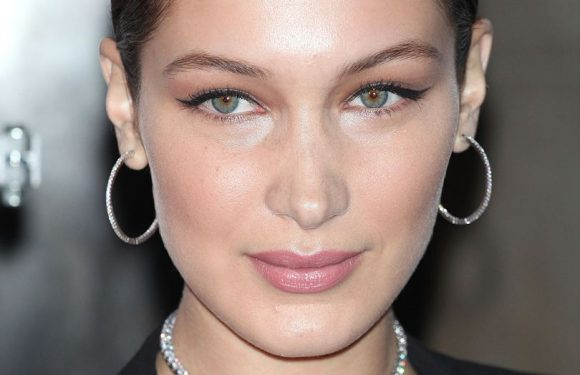 Bella Hadid This is my best kept secret for getting flawless skin