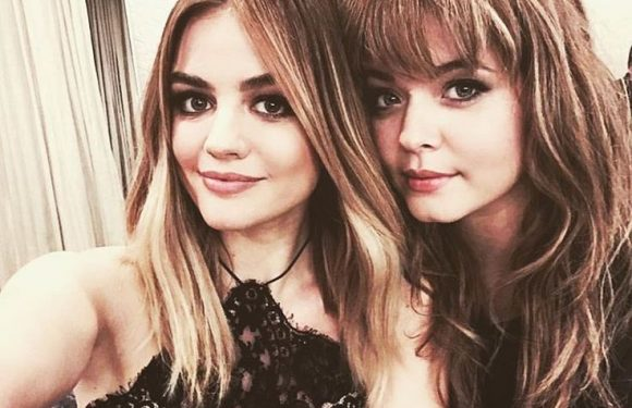 Lucy Hale's new horror movie looks freakier than any PLL episode