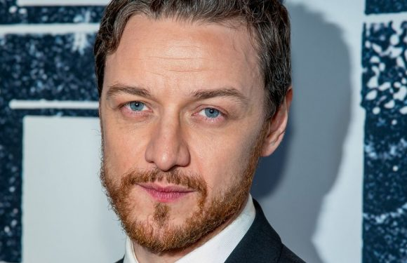 James McAvoy has a whole new look and people are salivating