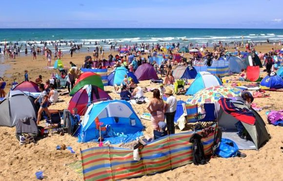 UK attracting record number of tourists