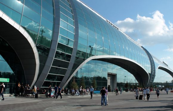 Transit Synagogue Opens at Moscow's International Airport
