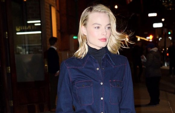 The Unexpected 2000s Trend Margot Robbie Wears on Her New Cover