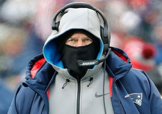 Bill Belichick to Patriots players: Snow is no excuse for being late