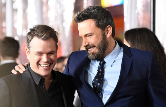 Matt Damon, Ben Affleck join Hollywood stars in adopting inclusion riders