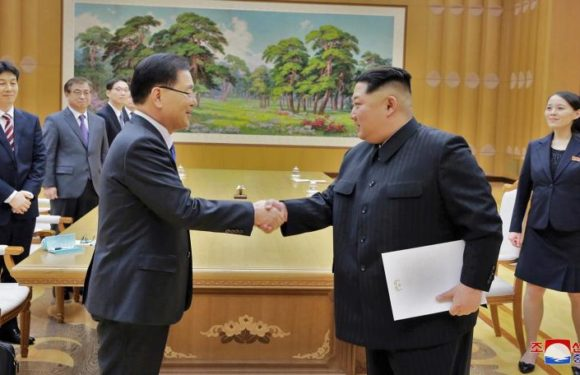 Rare summit between North, South Korea to take place April 27