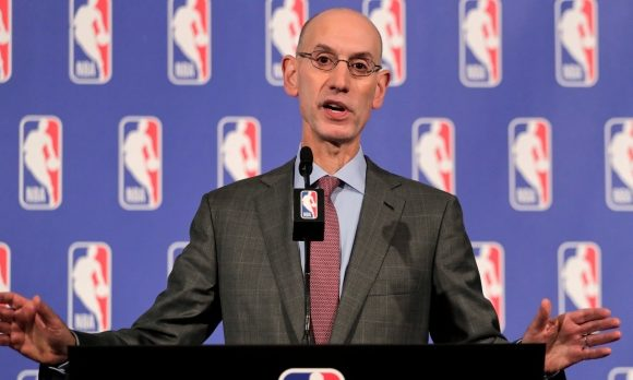 Adam Silver says NBA continues focus on preventing tanking
