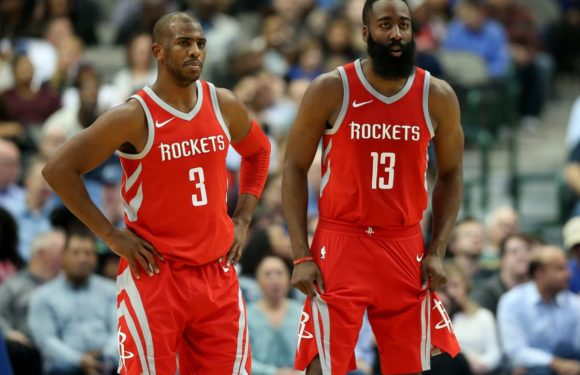 Rockets back in top form in Game 3 rout of Jazz