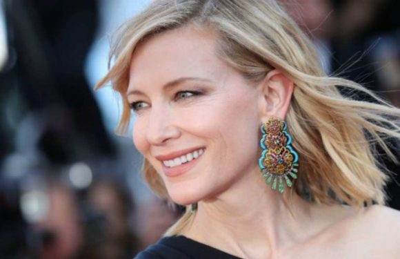 Cate Blanchett makes recycling fashion chic again at Cannes Film Festival""