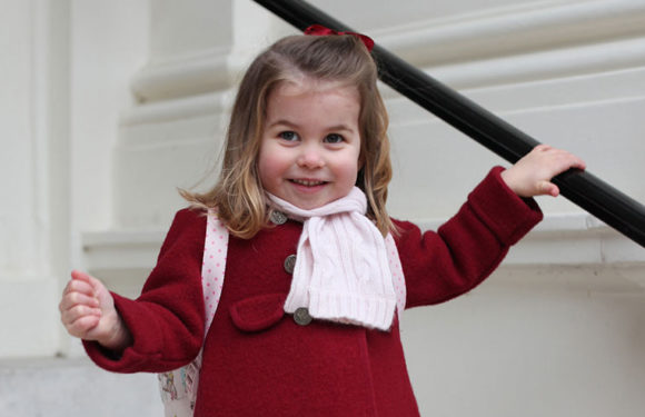 3-year-old Princess Charlotte is 'obsessed' with fashion