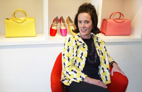 Kate Spade legendary handbag designer found dead of suicide