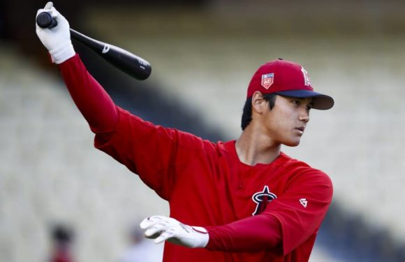 Shohei Ohtani's elbow injury blow to the Angels
